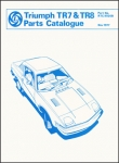Triumph TR7 & TR8 Parts Catalogue_1