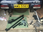 Fitting tow bar_1