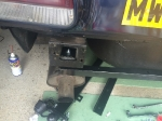 Fitting tow bar_2