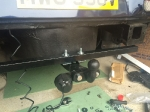 Fitting tow bar_9