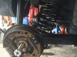 Installing axle and suspension_5