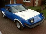 My TR7V8 Rally Car