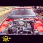 TR7 Drift Cars in Iran_3
