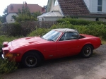 TR7-based Ferrari Daytona Spyder RS Replica_10