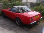 TR7-based Ferrari Daytona Spyder RS Replica_11