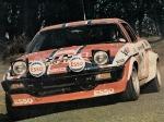 TR7 Rally Cars